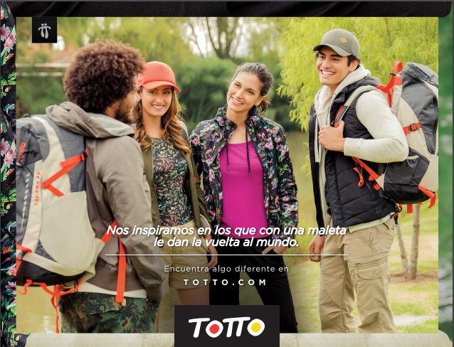 Totto Outdoor